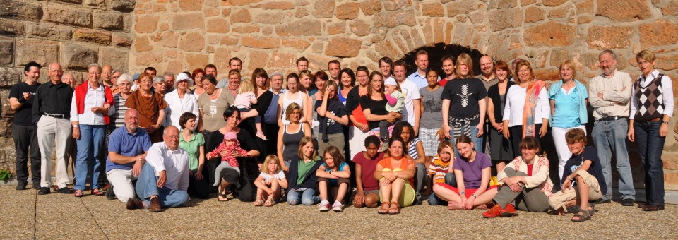 Ein großer Teil der Nachkommen 2009